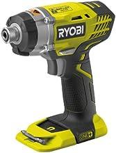 Comprar Ryobi RID1801M - Atornillador de impacto (1.2 kg) Negro, Amarillo
