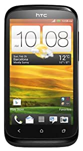 HTC Desire X UK Sim Free Smartphone - Stealth Black