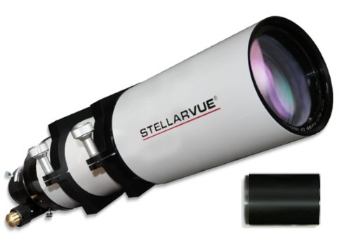 "110Mm Ed Doublet Refractor W/2.5"" Stellarvue Focuser Plus Extension And Case"