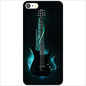 Apple iPhone 5C Back Cover - Stylish Guitar Designer Cases