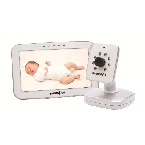"Babies R Us Perfect View Color 5"" Video Monitor - 1"