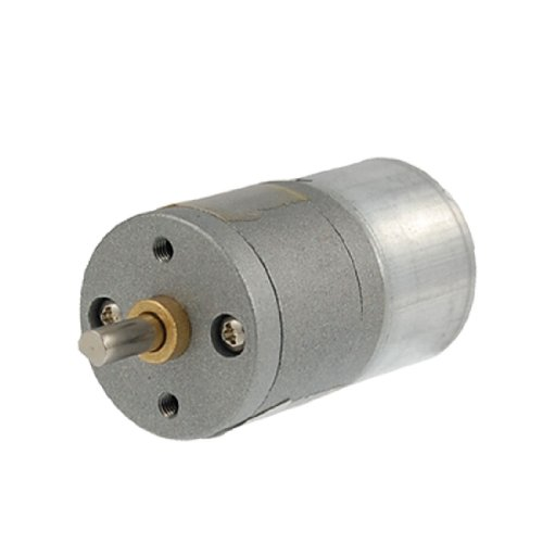 4Mm Shaft 52Rpm Dc 3V 0.08A Speed Reduce Geared Box Motor