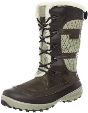 Columbia Sportswear Women's Heather Canyon Wp Cold Weather Boot,Dune,8 M US