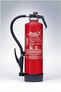 Jockel Feuerlscher SK6J BioAufladekartuschenlscher Edition Classic, 6 l mit Lschmittelkartusche  BaumarktÜberprüfung und Beschreibung