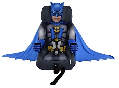 KidsEmbrace Batman Deluxe Combination Toddler/Booster Car Seat