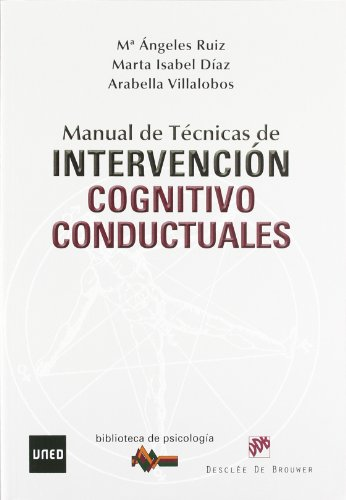 MANUAL DE TECNICAS DE INTERVENCION COGNITIVO CONDUCTUALES descarga pdf epub mobi fb2