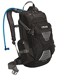 Camelbak H.A.W.G. NV 100 Oz Hydration Pack, Black/Charcoal