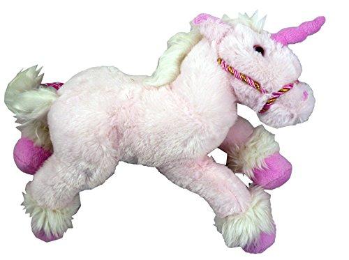 42 centimetri Fantasy Unicorn peluche Peluche - Fluffy rosa design [Toy]