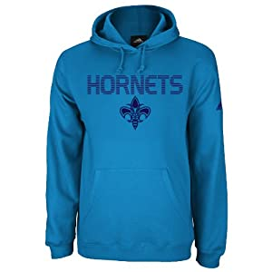 NBA New Orleans Hornets Playbook Hoodie by adidas