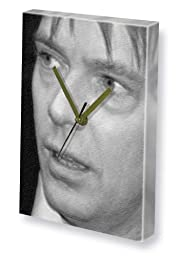 ADAM WOODYATT - Canvas Clock (LARGE A3 - Signed by the Artist) #js002