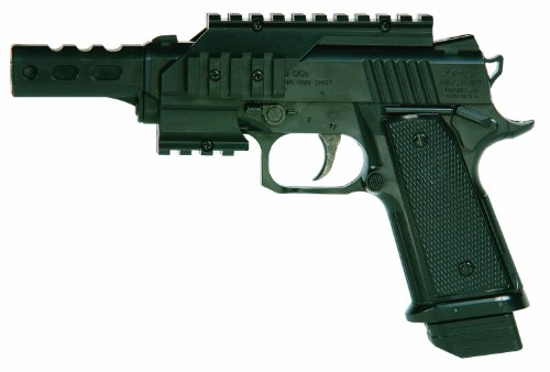 Daisy Outdoor Products CO2 Pistol (Black, 9.5 Inch)