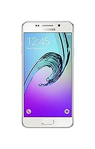 Samsung Galaxy A3 SM-A310F  SIM-Free Smartphone - White