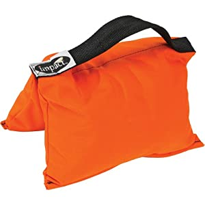 Impact Saddle Sandbag - 25 lb (Orange Cordura)