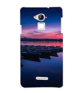 EPICCASE Calm view Mobile Back Case Cover For Coolpad Note 3 Lite (Designer Case)