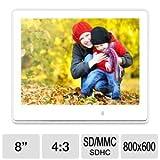 ViewSonic 8-Inch Digital Media Album with Auto On/Off Light Sensor (VFM820-70) thumbnail
