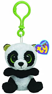 Beanie Boos Clip Bamboo/Panda 8cm (3 ct.) [German Version]