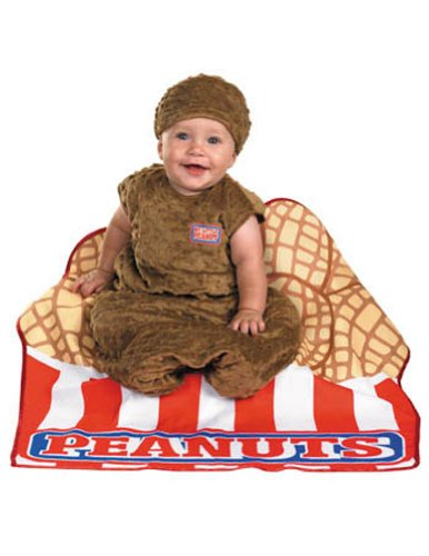 Baby & Toddler Costumes - Little Peanut Baby Bunting Costume up to 6 Months