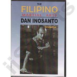 Filipino Martial Arts, Dan Inosanto, Vol. 5