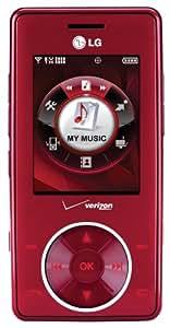 LG VX8500 CHERRY CHOCOLATE CELL PHONE VERIZON CDMA