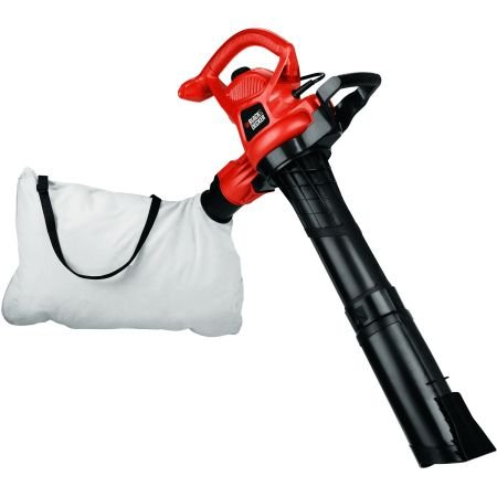 12 Amp/230 Mph Electric Blower Vacuum With Double Sided Foam Tape