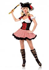 Pirate Wench Costume by Leg Avenue
