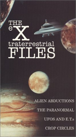 Extraterrestrial Files [VHS]