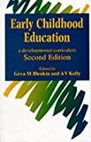 Early childhood education :  a developmental curriculum /
