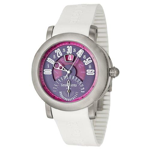 Gerald Genta Arena Biretro Women's Automatic Watch BSP-Y-80-267-RW-BD