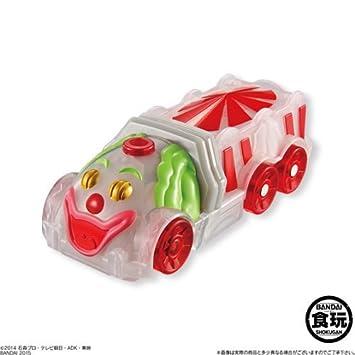 【クリックで詳細表示】【取得NG】Amazon.co.jp | 仮面ライダードライブ SGシフトカー6(食玩版) [4.シフトアメイジングサーカス](単品) | おもちゃ 通販