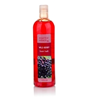 Essential Extracts Wild Berry Foam Bath 500ml
