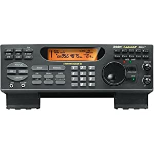 Uniden BC898T 500 Channel Programmable Base Scanner with TrunkTracker III