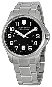 Victorinox Swiss Army Men's 241358 Officers Gent Watch by Victorinox Swiss Army