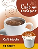 Café Escapes Café Mocha, K-Cups for Keurig Brewers