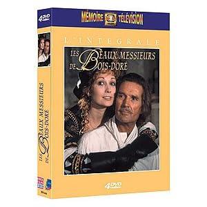 Les beaux messieurs de Bois-Doré - L'intégrale 4 DVD