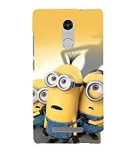 Fuson 3D Designer Back Case Cover For Xiaomi Redmi Note 3 / Redmi Note 3 Pro