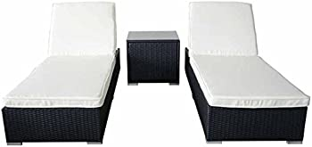 MCombo 3-Pcs SunLounge Sofa Furniture Set + $ Sears Credit