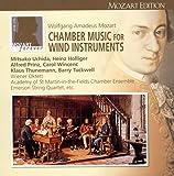 モーツァルト大全集 第11巻:管楽のための室内楽曲全集(全28曲)