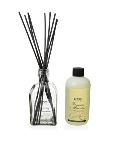 MSC Skincare & Home Rosemary And Spearmint Reed Diffuser
