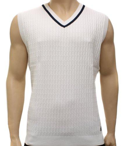 Adidas Mens Pure Tennis Vest Size L