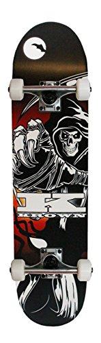 """Krown Reaper Rookie Complete Skateboard, 7.5 x 31"""""""