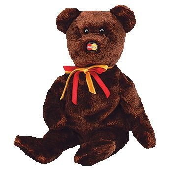 TY Beanie Baby - MC MASTERCARD Bear (Credit Card Exclusive) - 1