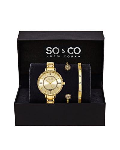 So & Co new York Reloj de cuarzo Woman 38 mm