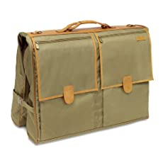 Hartmann Packcloth Deluxe Garment Bag
