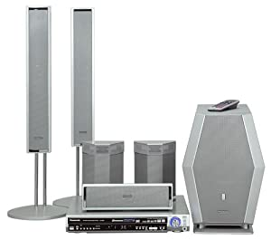 Panasonic SC-HT920 5-Disc DVD Home Theater System (Discontinued by Manufacturer)