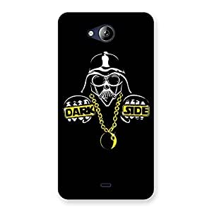 Special Dark Side Multicolor Back Case Cover for Canvas Play Q355