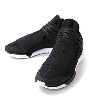 Y-3(ワイスリー) / Y-3 Qasa high (16SS)(カーサ ハイ スニーカー シューズ 靴 YOHJI YAMAMOTO adidas ) UK8 ブラック