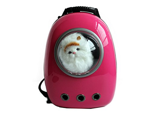 Fashion Shop Innovative Patent Bubble Pet Carriers Traveler Bubble Backpack Airline Travel Approved Carrier for Cats and Dogs