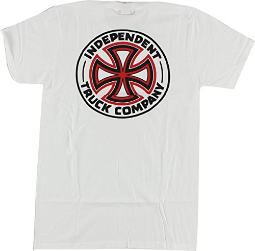 Independent OGTC White Small T-Shirt