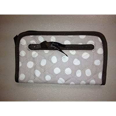Thirty One Soft Wallet Lotsa Dots at Amazon Women's Clothing store:
