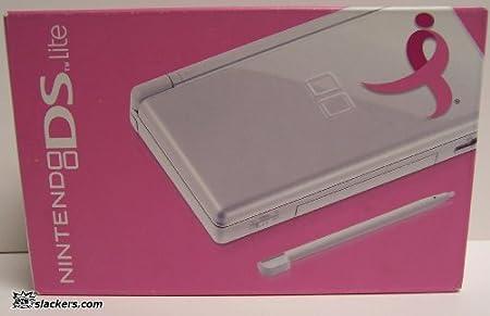 Susan G Komen Nintendo DS Lite - Pink Ribbon Edition